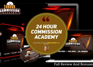 24 Hour Commission Academy