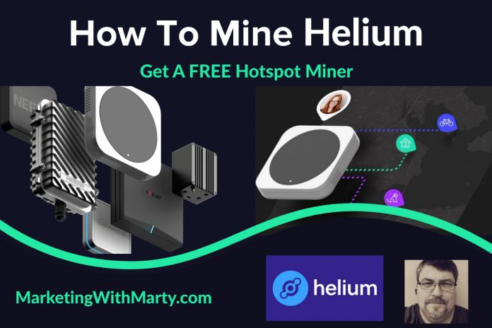 How To Mine Helium